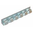 Galvanizált acél felfüggesztő sín 1230 mm