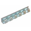 Rozsdamentes acél felfüggesztő sín 1517 mm