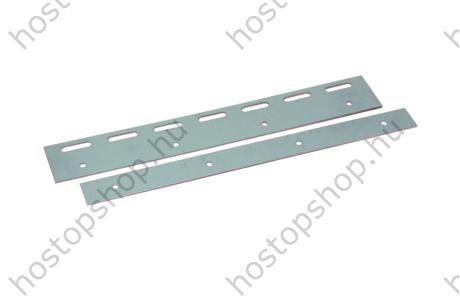Galvanizált acél lemezpár 300 mm