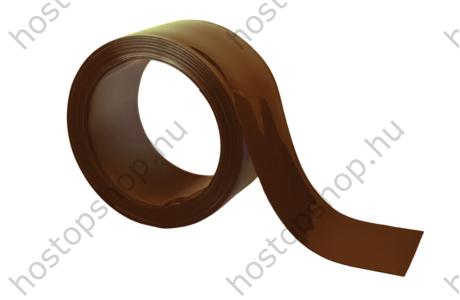 300×2,0 mm-es anti UV bronz hegesztő Hőstop PVC szalag (Ref.522)