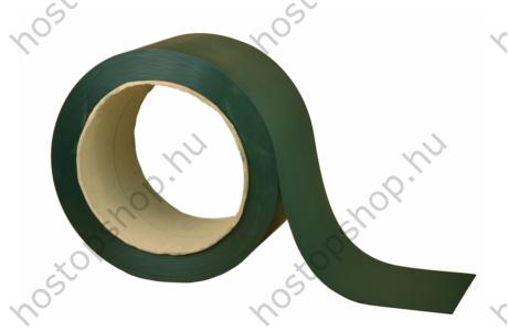 300×2,0 mm-es anti UV matt zöld hegesztő Hőstop PVC szalag (50 m)